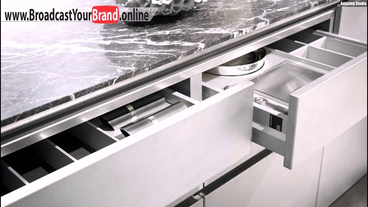 Rostfreien Stahl Moderne Küchen Designs Von Eggersmann