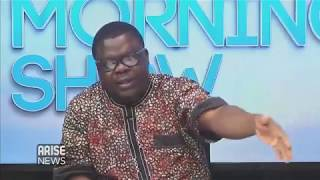 FEMI LAWSON Political Analyst, assesses the campaign trail, tone of the electorates