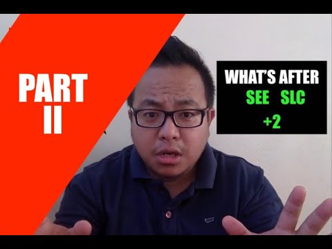 IT Career Counselling what's after SLC, SEE & +2 (Part 2 Nepali)