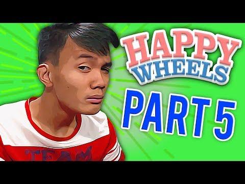 BUBOG UNA ULO!   Happy Wheels - Part 5