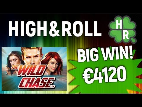 Play The Wild Chase Slot Machine Online (Quickspin) Bonus Game - 동영상