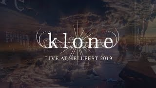 Klone - Yonder (from Le Grand Voyage) (live at Hellfest 2019)