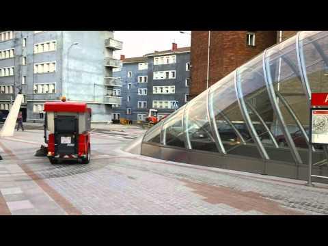 Ariz Urbanizacion Exterior Metro