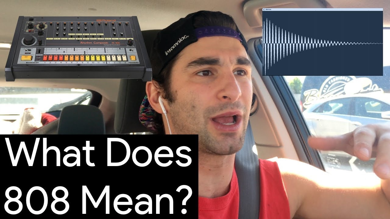 Download What Does 808 Mean in Music?