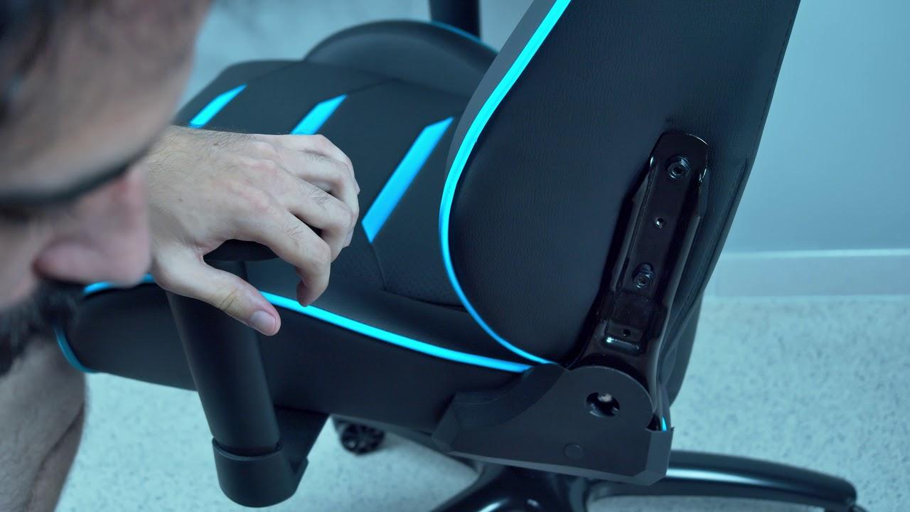 Guía para desmontar silla gaming Newskill Newskill