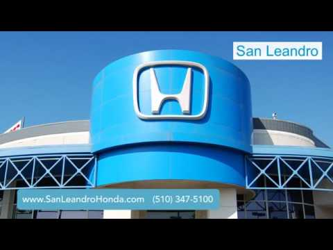 San Leandro Honda Near San Jose Ca Honda Dealers Youtube