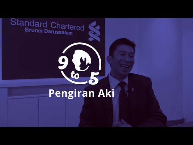 9 To 5: What's Neue With Pengiran Aki, CEO of Standard Chartered Bank Brunei