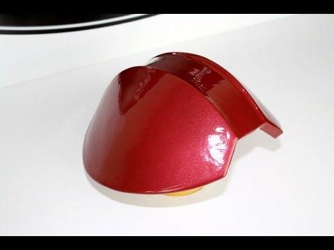 Iron Man Power Suit #6 | Plastic Coating Foam | James Bruton