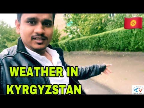 WEATHER IN KYRGYZSTAN || RAINY SEASON || RAMZAAN DAY 21 || HINDI VLOG || AQUIL VLOGS
