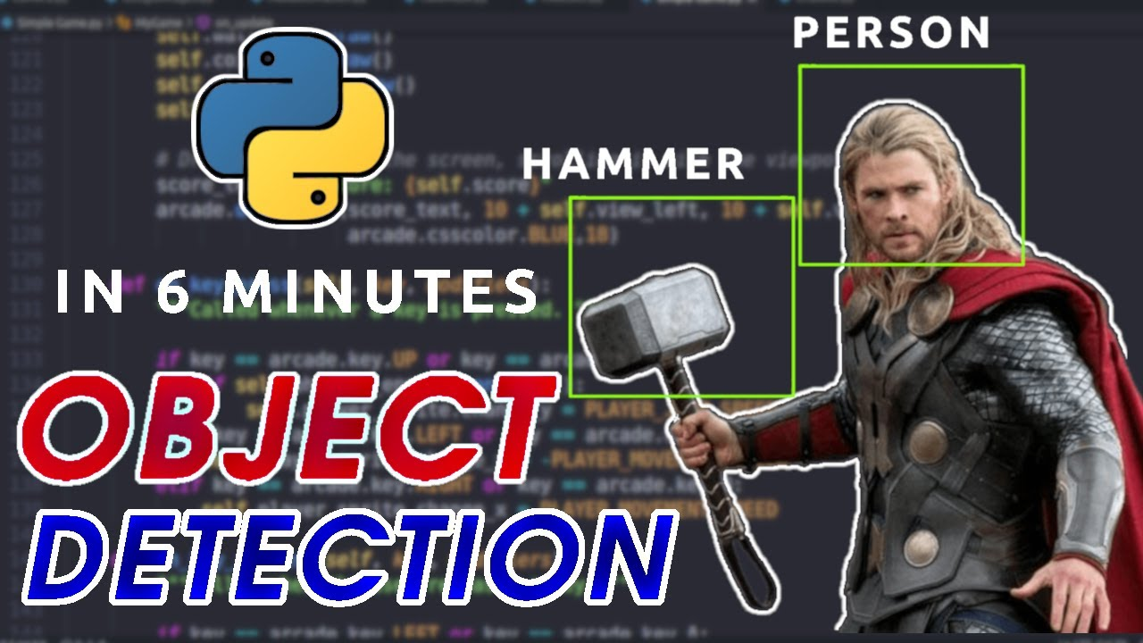 How to Detect Object Using Python in 10 Lines of Code