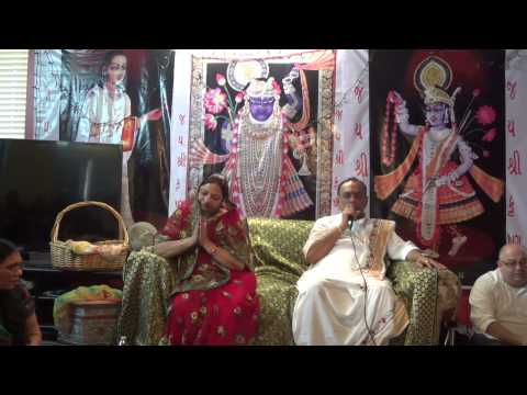 Dwarkeshlalji Maharaj Plano TX August 2015 Part 1
