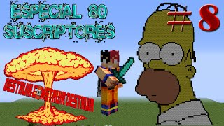 "DESTRUIR,CONSTRUIR,DESTRUIR""Homero""..Episodio#8 Especial 80 suscriptores"