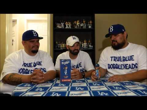 Andre Ethier 2011 Dodgers Bobblehead Review Flashback Friday