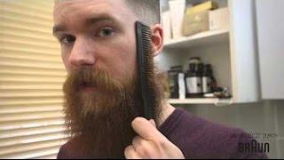 Vollbart trimmen! | Bart kürzen | Kai groomt