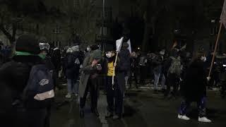 Strajk Kobiet. Kolejny dzień protestów po decyzji Trybunału Konstytucyjnego
