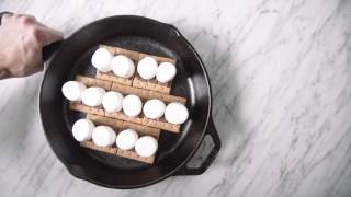 Purewow Presents: How To Make S'mores Indoors