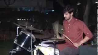 Lat Lag Gayee Drum Cover