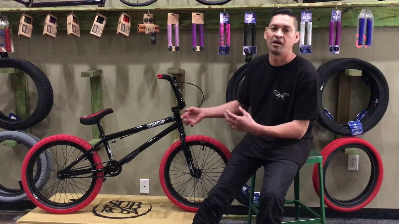 Seattle's only bmx shop, rider owned and operated since 2013!. Specializing in sales. 2018 subrosa lashaan kobza novus signature $714. 99. 2018 subrosa.