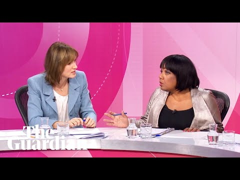 Question Time: Fiona Bruce misstates Labour's position in the polls