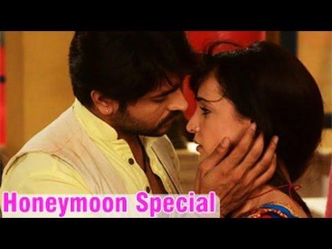 Download Rudra & Paro's HONEYMOON SPECIAL in Rangrasiya 20th June 2014 FULL EPISODE HD