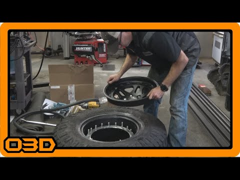 Hutchinson Rock Monster Beadlock Wheel & Tire Assembly - Complete - Unedited - Pros and Cons Review