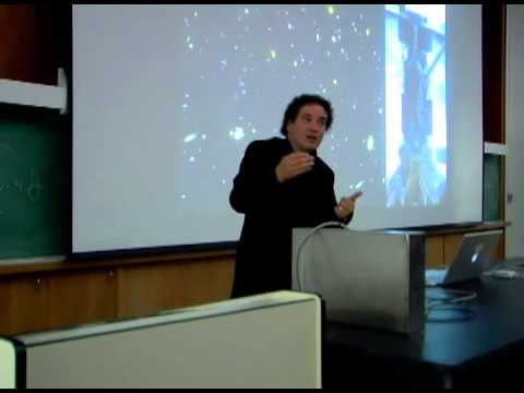 """Dr. Tom Abel - """"Cosmic Dawn: The First Star in the Universe"""""""