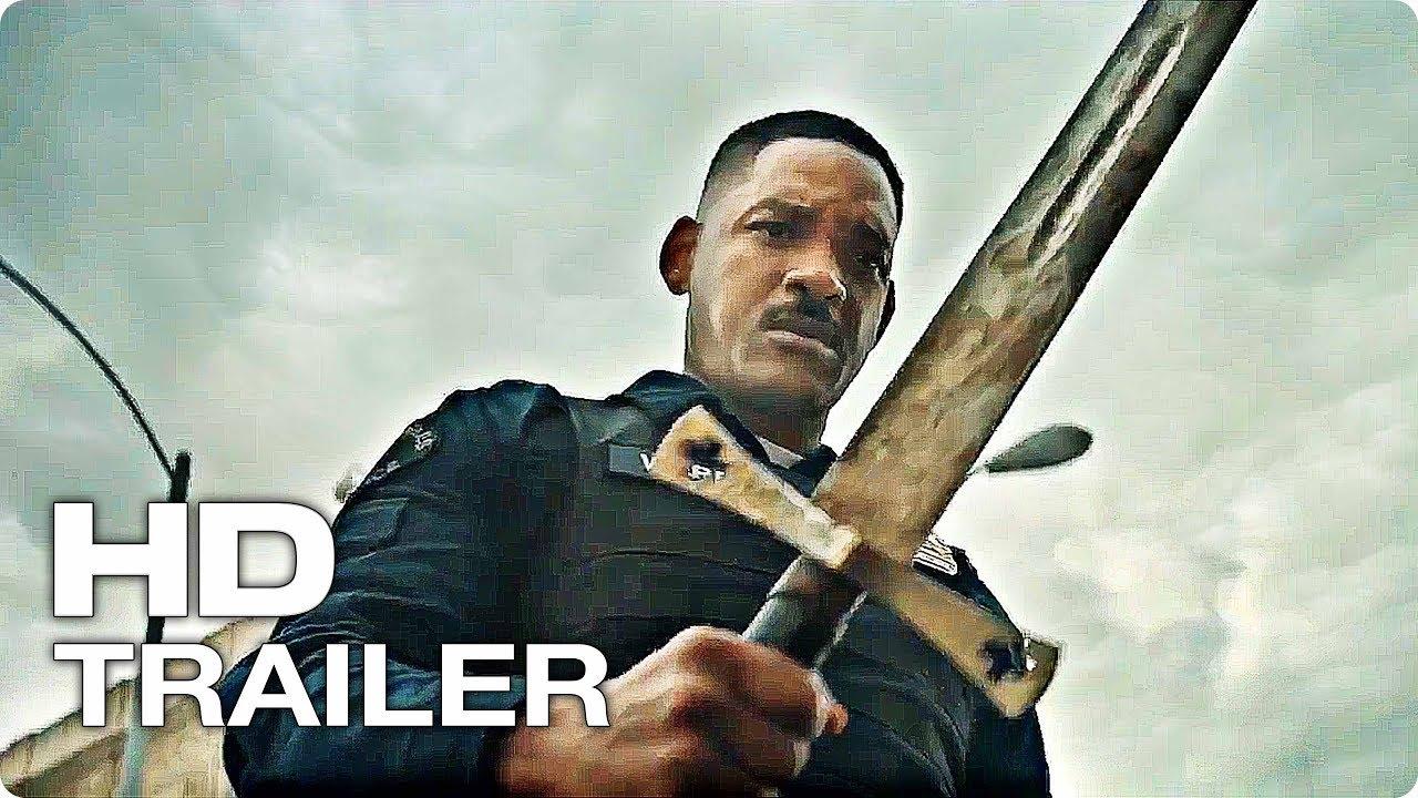 Уилл смит фильм 2018 яркость прическа в стиле эмо