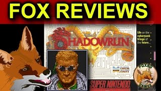 Fox Classic Review | Shadowrun (SNES)