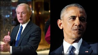 BOOM! WITH 1 MAJOR MOVE JEFF SESSIONS DEMOLISHES MAJOR OBAMA LEGACY AND LIBS ARE FURIOUS Free HD Video