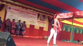BAL BAHADUR RAJBANSHI LIVE CONCERT NAYA SAAL SIRUWA PABNI 2074