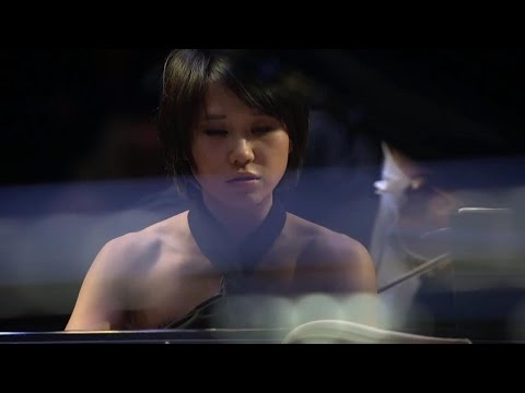 George Gershwin Piano Concerto in F major Wang Yuja - HD