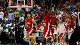 Greatest College Basketball Comebacks of All Time (Pt. 2)