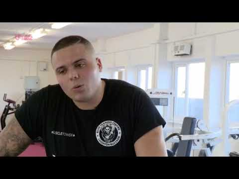 Football hooligan documentary featuring Dante Hawkins