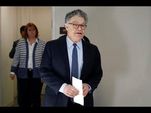 Senate Ethics Committee opens probe of Senator Franken