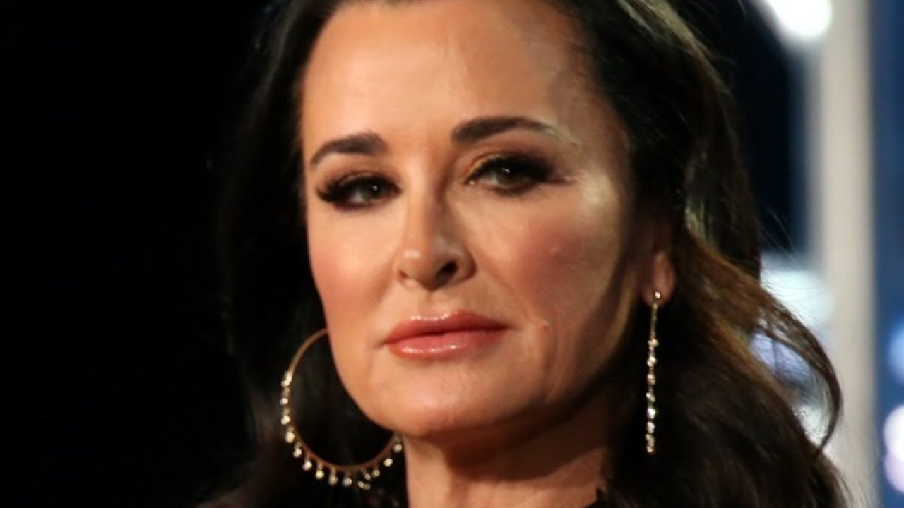 Kyle Richards' Transformation Is Turning Heads - YouTube