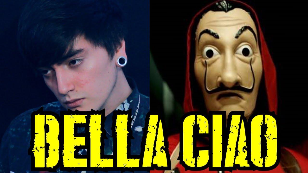 La Casa De Papel I Bella Ciao Español Youtube