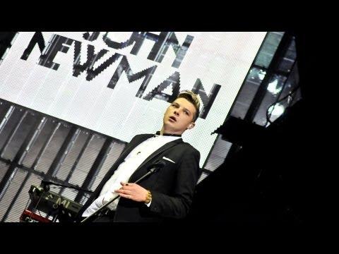 John Newman - Love Me Again at 1Xtra Live 2013
