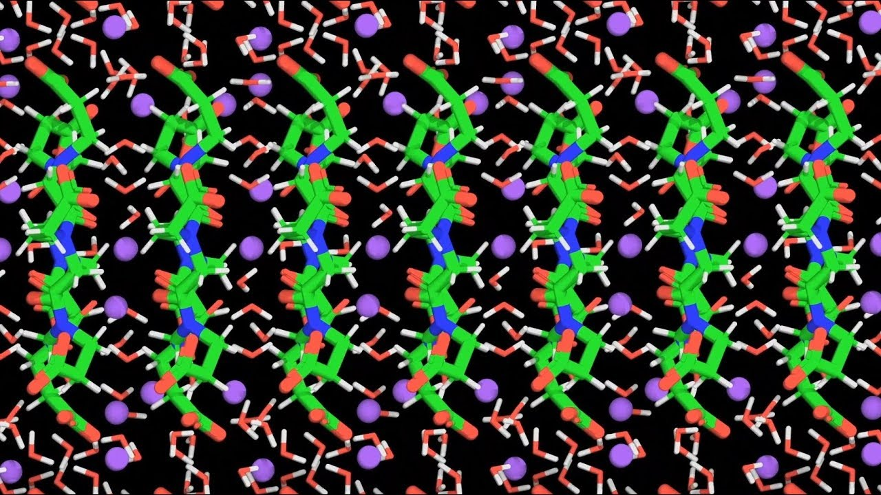 Synthetic proteins: Mimicking the molecular machinery of life – Science Nation