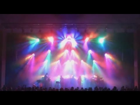 STS9 :: 2016.11.05 :: Thomas Wolfe Auditorium :: Asheville, NC