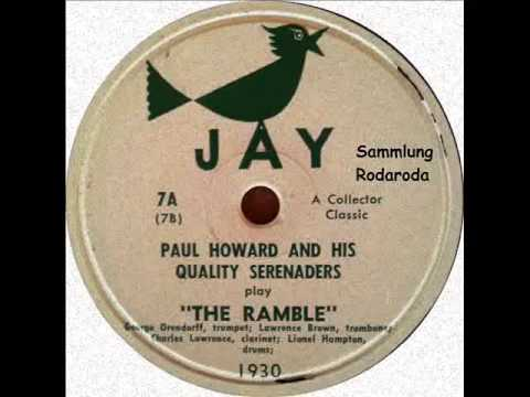 The Ramble - Paul Howard