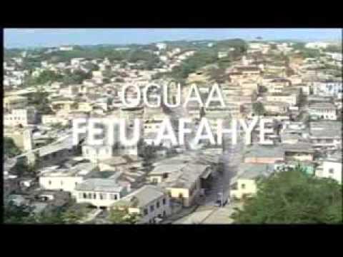 OGUAA FESTIVAL IN GHANA