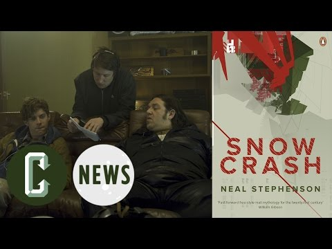 Snow Crash Producer Says the Movie Could Start Shooting Next Year