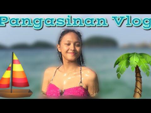 • vlog 3 • Summer 2018 💋 Hundred Islands // Riona Garcia