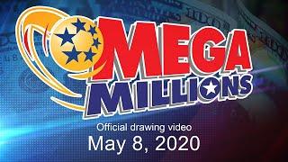 ... https://www.usamega.com/mega-millions-drawing.asp?d=5/8/2020