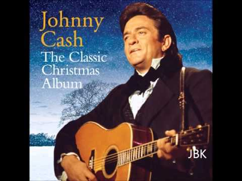 Johnny Cash -  Christmas With You With June Carter Cash