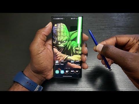 Galaxy Note S Pen | Lightsaber Sounds Tutorial
