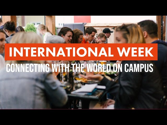 International Week 2019 • Pôle Léonard de Vinci