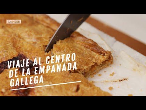 EL COMIDISTA   Viaje al centro de la empanada gallega