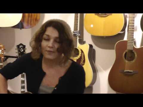 aurelie at acoustic guitar.MOV