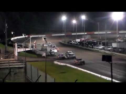 Stock Car Amain @ Hamilton County Speedway 09/23/17